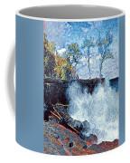 Splash At Mackenzie Coffee Mug