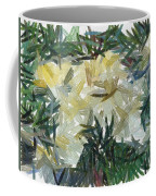 Splash Of Color In A Garden Coffee Mug