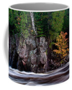 Splash Of Fall Color Coffee Mug
