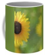 Splash Of Yellow Coffee Mug