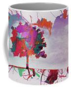 Splash Tree Art  Coffee Mug