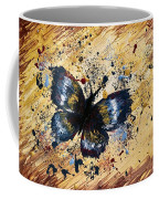 Splatter Butterfly Coffee Mug