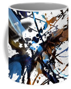 Splatter Gig Coffee Mug