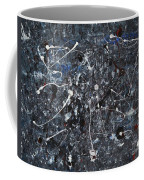 Splattered - Grey Coffee Mug