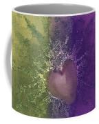 Splattered Ink Coffee Mug