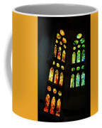 Splendid Stained Glass Windows Coffee Mug