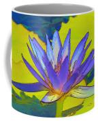 Splendid Water Lily Coffee Mug