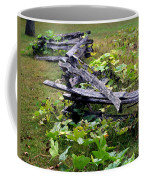Split Rail Coffee Mug