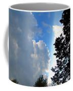 Split Sky Coffee Mug