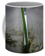 Split The Difference Coffee Mug