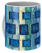 Split Weave Coffee Mug