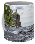 Splitrock Lighthouse 8-4-17 Coffee Mug