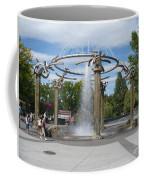 Spokane Fountain Coffee Mug