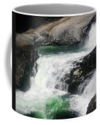 Spokane Water Fall Coffee Mug
