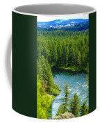Spokane...the River And The City Coffee Mug