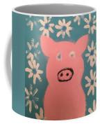 Sponge Pig Coffee Mug