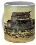 Spooky Broken House Coffee Mug