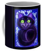 Spooky Cat Coffee Mug