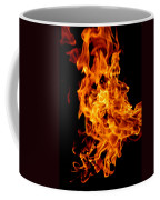 Spooky Hot Spirit Fire Michigan Coffee Mug