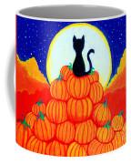 Spooky The Pumpkin King Coffee Mug