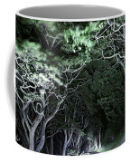 Spooky Trees Coffee Mug