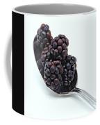 Spoonful Of Blackberries Coffee Mug
