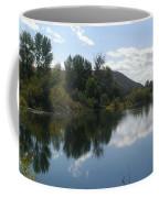 Union Gap Pond Coffee Mug