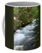 Sprague Creek Glacier National Park 2 Coffee Mug