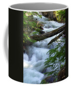 Sprague Creek Glacier National Park Coffee Mug