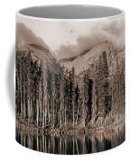Sprague Lake Morning Coffee Mug