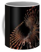 Spray Of Gold Coffee Mug