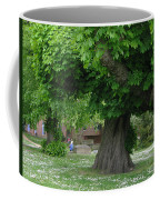 Spreading Chestnut Tree Coffee Mug