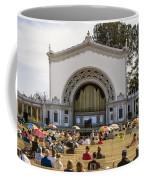 Spreckels Organ Pavilion Concert - San Diego Coffee Mug