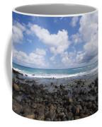 Spreckelsville, Rocky Shoreline Coffee Mug