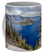 Spring Afternoon From Discovery Point Coffee Mug
