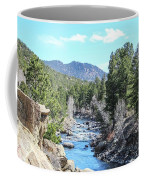 Spring Along The Arkansas Coffee Mug