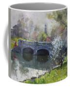 Spring At Delaware Lake Buffalo Coffee Mug