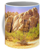 Spring At Joshua Tree Coffee Mug