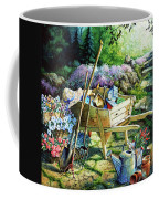 Spring At Last Coffee Mug by Hanne Lore Koehler