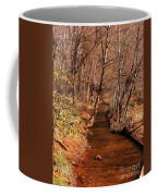 Spring At Red Rock Crossing Coffee Mug