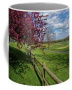 Spring At Rivercut Coffee Mug