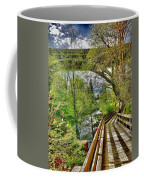 Spring At The Falls Coffee Mug