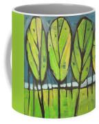 Spring At The Lake Coffee Mug