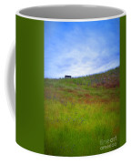 Spring Bench Coffee Mug