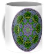 Spring Bloom Colors Mandala Coffee Mug by Beth Sawickie