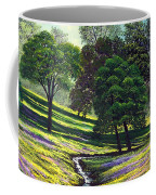 Spring Bloom Table Mountain Coffee Mug