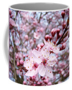 Spring Blossoms Art  Pink Tree Blossom Baslee Troutman Coffee Mug