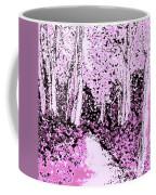 Blossoms  Of Life  Coffee Mug