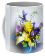 Spring Bouquet Coffee Mug by Sandy Keeton