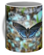 White Admiral Or Red-spotted Purple Coffee Mug